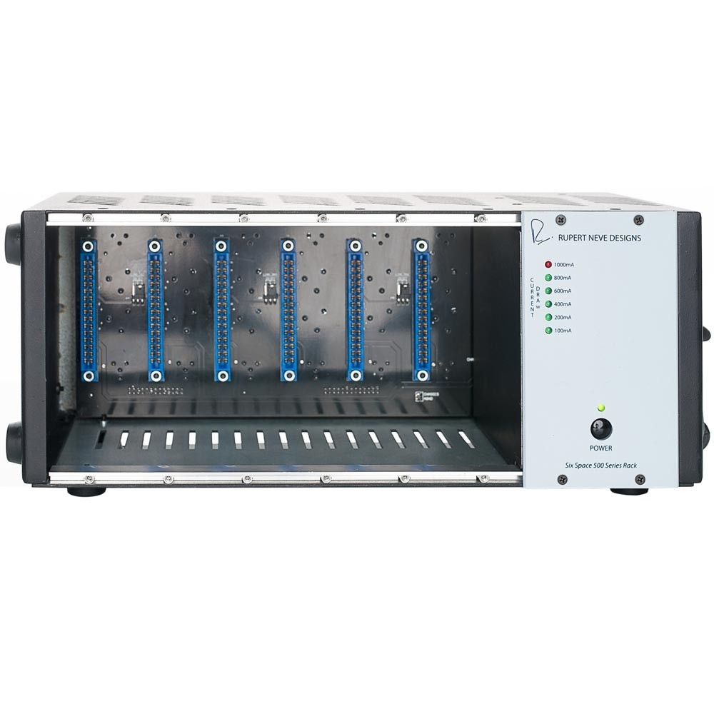 R6 Six Space 500 Series Rack