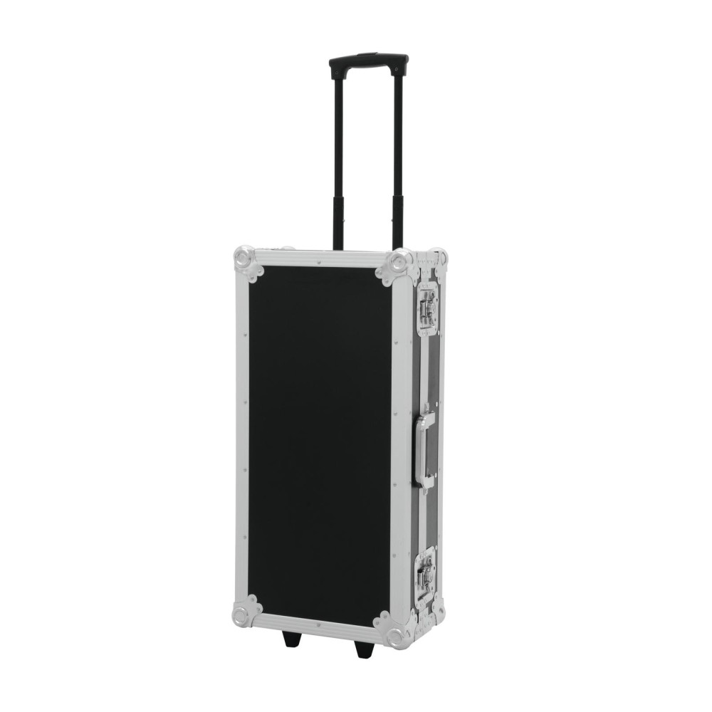 ROADINGER CD case black 150 Case Trolley per CD