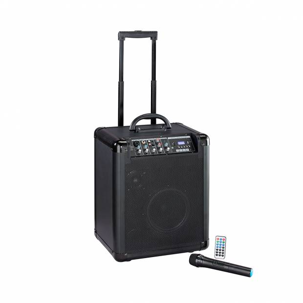 PA SYSTEM SOUNDSATION A BATT. BLACKPORT-80BTRW VHF E BLUETOOTH
