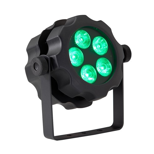 PAR LED DA ESTERNO SOUNDSATION PAR-5-18W-IP65 5*18W RGBWA+UV 6IN1