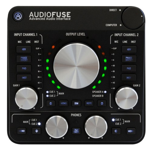 ARTURIA AUDIOFUSE Scheda Audio 14 in/out