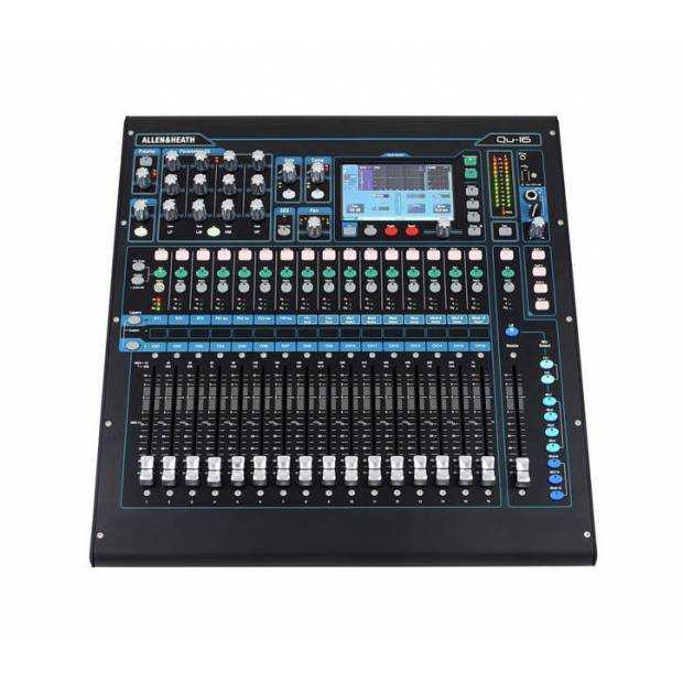 ALLEN & HEATH QU-16 CHROME Mixer digitale
