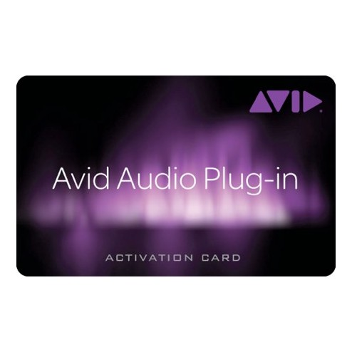 AUDIO PLUG-IN ACTIVATION CARD TIER 1