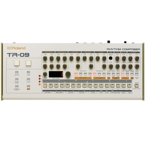 ROLAND TR 09 BOUTIQUE DRUM MACHINE LIMITED EDITION