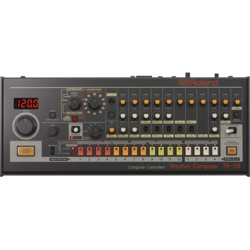 Roland TR 08  Rhythm Composer Drum Machine