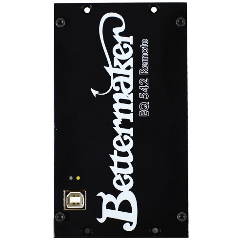 BETTERMAKER EQ 542 REMOTE EQUALIZZATORE ANALOGICO SERIE 500