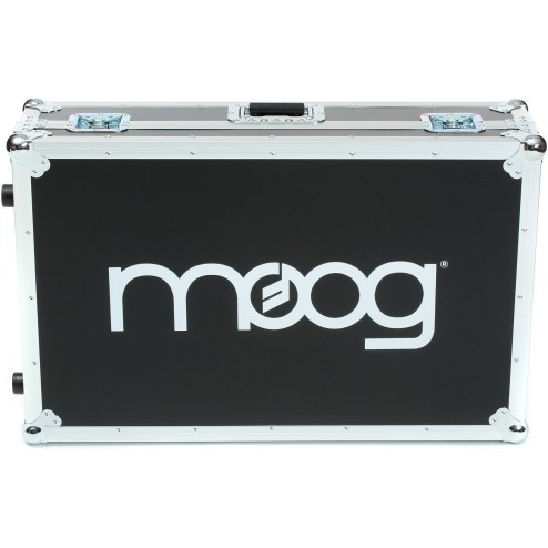 MOOG MUSIC ATA ROAD CASE  IN ALLUMINIO PER VOYAGER