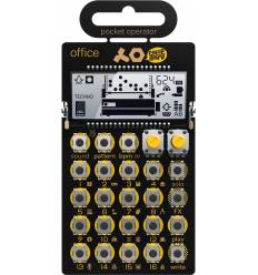 Teenage Engineering PO24 Office Synth Tascabile di percussioni e drum machine