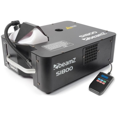 Beamz S1800 Smoke Machine MACCHINA DEL FUMO PROFESSIONALE