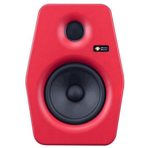 FUTURE BEAT INDUSTRIES Monkey Banana Turbo 6 Monitor Attivo - Rosso