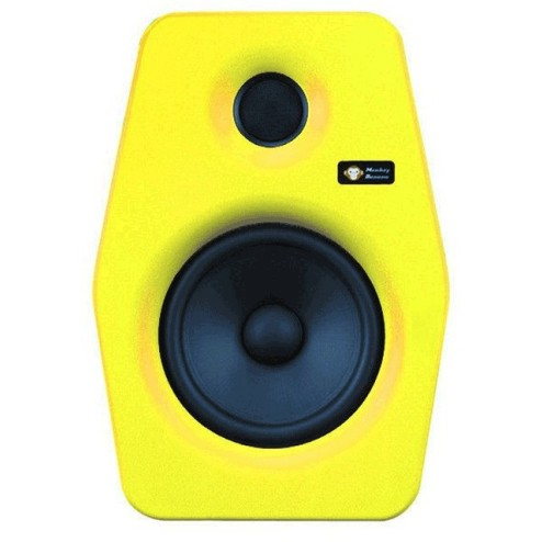 FUTURE BEAT INDUSTRIES Monkey Banana Turbo 6 Monitor Attivo - Giallo