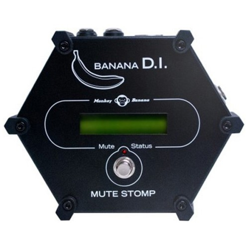 FUTURE BEAT INDUSTRIES Banana D.I. Direct Injection Box