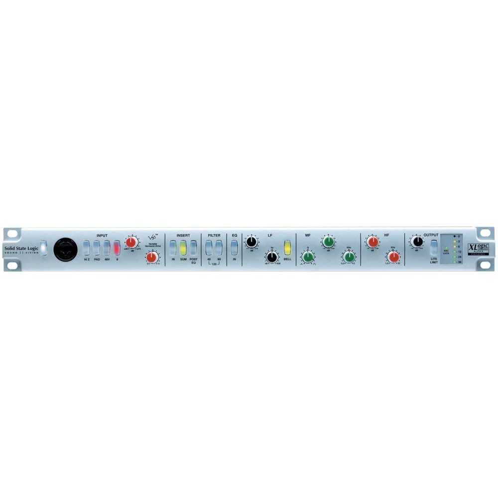 Solid State Logic XLogic Alpha Channel Strip