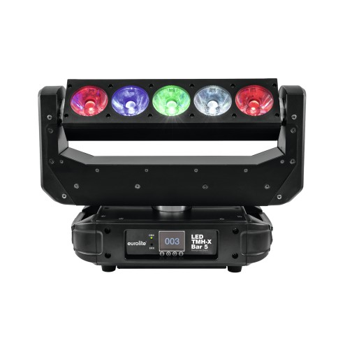 EUROLITE LED TMH-X BAR 5 Testa mobile Beam