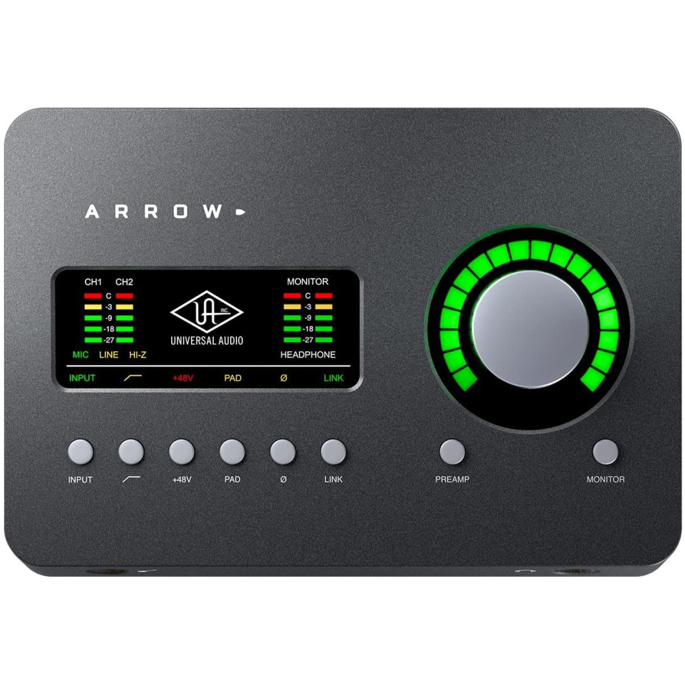 UNIVERSAL AUDIO ARROW Interfaccia Audio Thunderbolt 3