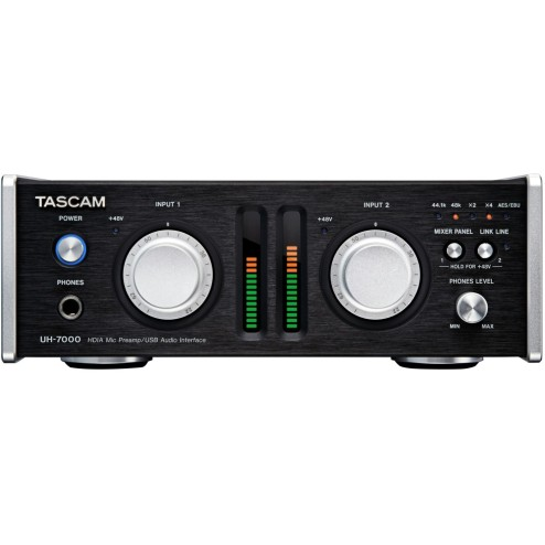 TASCAM UH 7000 INTERFACCIA AUDIO USB 4IN/4OUT