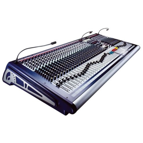 SOUNDCRAFT GB4 32CH GB4 32, Console Analogica 4 Bus, 32 Ingressi Mono + 2 Stereo