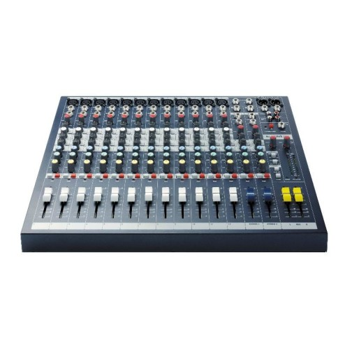 SOUNDCRAFT EPM 12 Mixer 12 ingressi mono + 2 stereo (kit installazione a rack compreso)