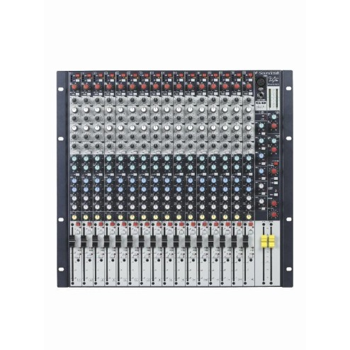 "SOUNDCRAFT GB2R 16CH GB2R 16, Console Analogica formato rack 19"", 16 Ingressi Mono"