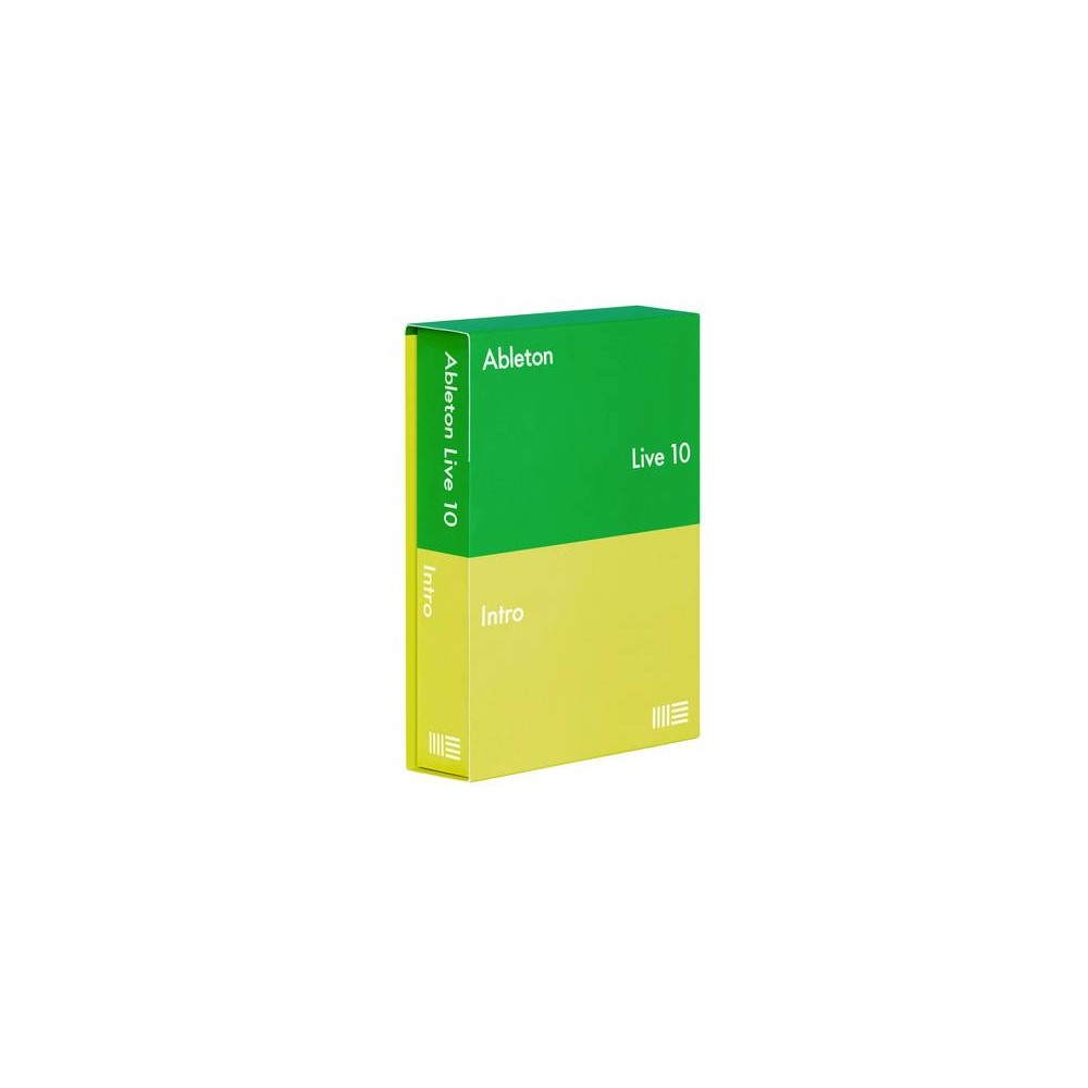 ABELTON LIVE 10 INTRO Software musicale
