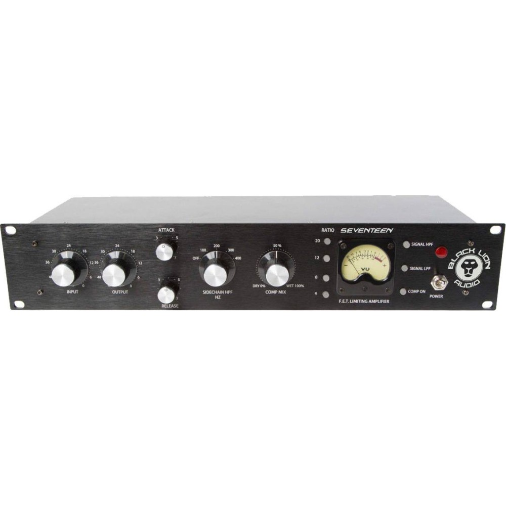 BLACK LION AUDIO SEVENTEEN COMPRESSOR Compressore Fet