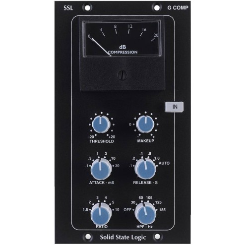 SOLID STATE LOGIC G COMP Compressore bus stereo