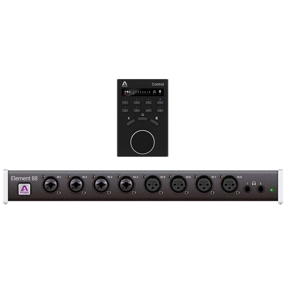 BUNDLE APOGEE ELEMENT 88 CON CONTROL